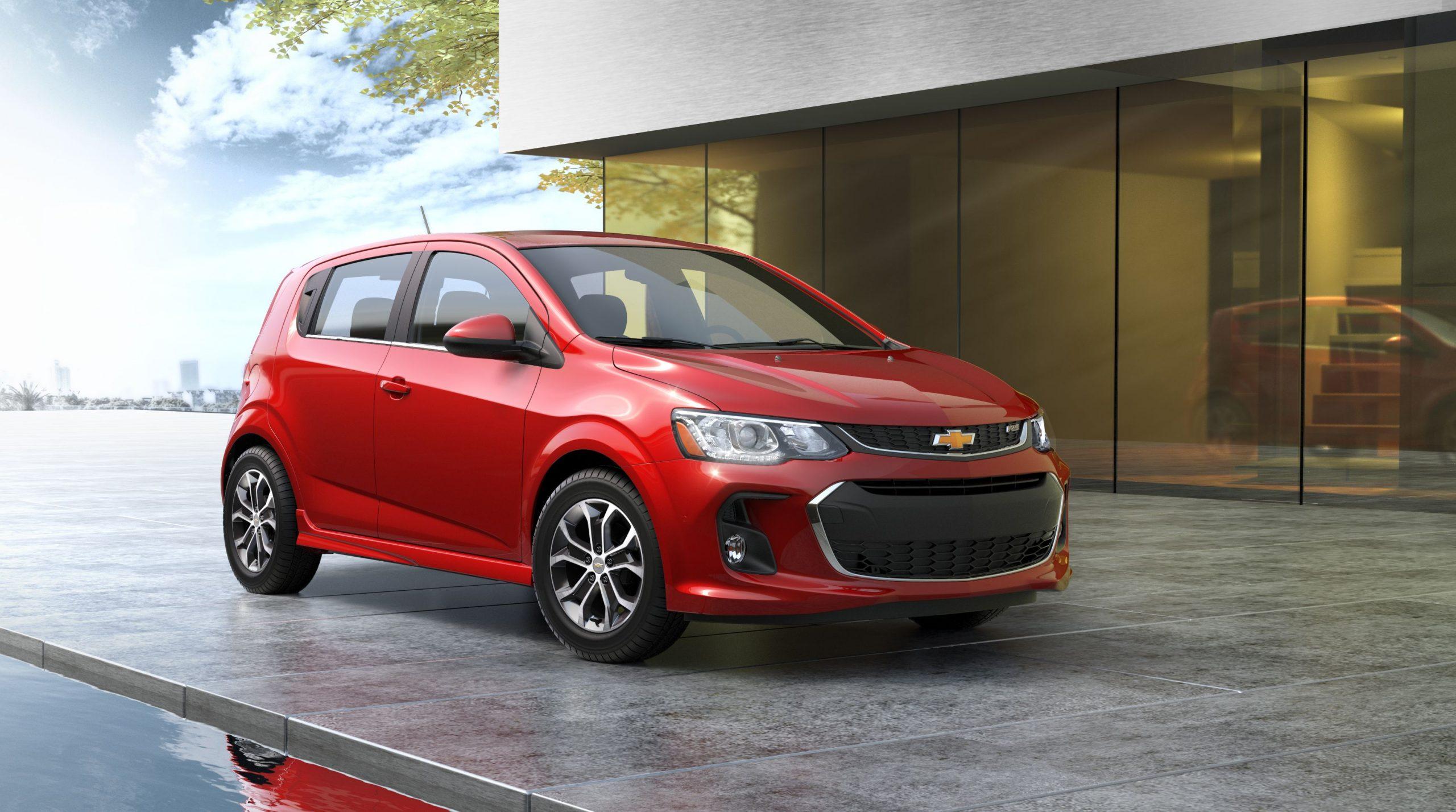 Fakta Chevrolet Sonic