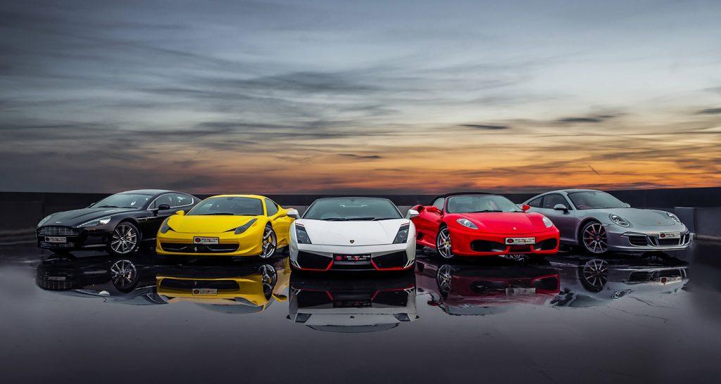 Mobil Sport Terunggul Sepanjang Masa I
